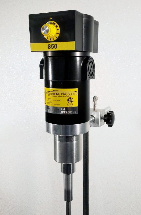 1000RPM Gear-Drive High-Torque Lab Mixer (1/10hp)