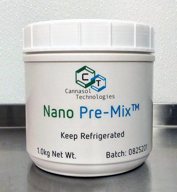 Cannasol Nano Pre-Mix™ - 1.0kg