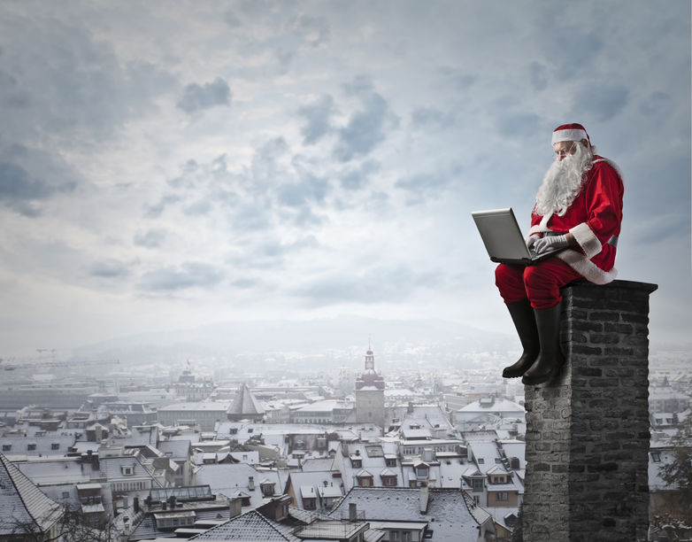 Does Santa Know You Want an Ultrasonic Emulsifier?