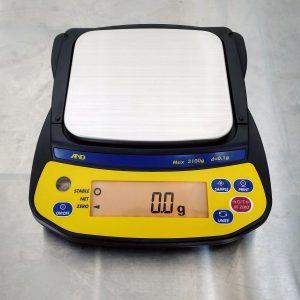 Precision Laboratory Balance 3kg x 0.1g Accuracy